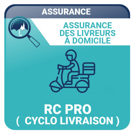 RC Pro Livraison cyclo - Multirisque PRO