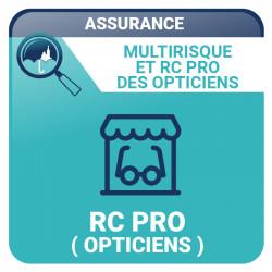 Multirisque et RC Pro des Opticiens