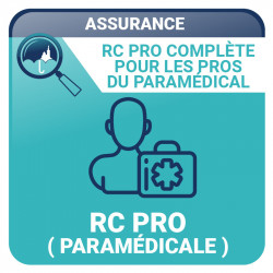 RC Pro des professions Paramédicales