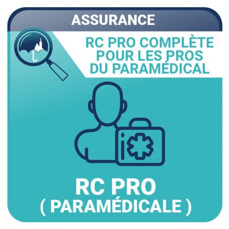 RC Pro des professions Paramédicales - RC Pro