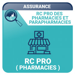 Multirisque et RC Pro des Pharmacies et Parapharmacies
