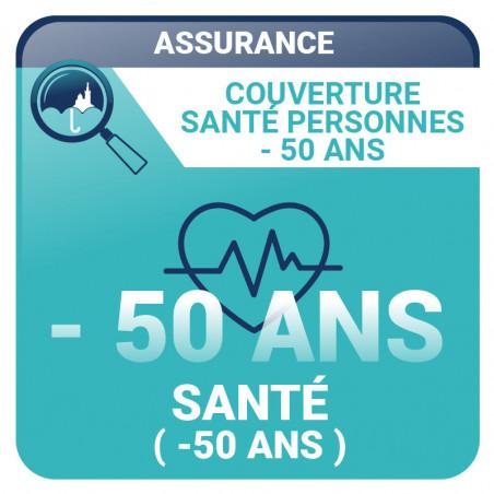Assurance Santé (toutes cibles moins de 50 ans) - Santé