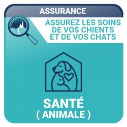 Assurance santé chiens chats