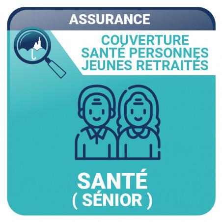 Assurance Santé Senior (jeunes retraités) - Santé