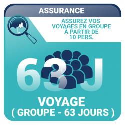 Voyage en groupe ( 63 jours) - Voyages, vacances