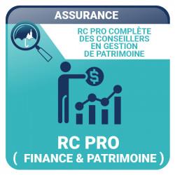 RC Pro Finance & Patrimoine - RC Pro