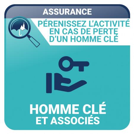 Assurance Homme Clé et Associés - Prévoyance professionnelle