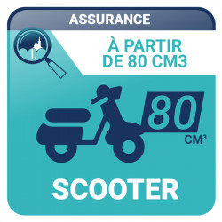 Assurance Scooter - 2 roues et quad