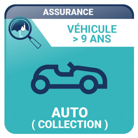 Assurance Auto Collection - Véhicules Collection et Loisirs