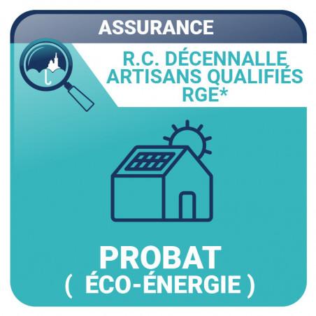 Décenalle artisans qualifiés RGE - RC Décennale