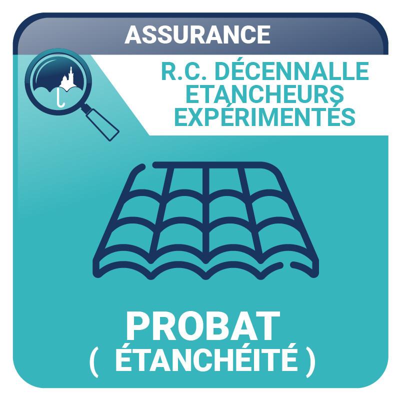 Décenalle Etanchéité - RC Décennale
