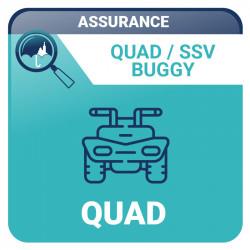 Assurance Quad - 2 roues et quad